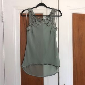 Willow and clay top